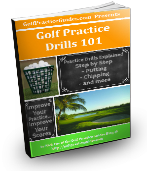 golf drills 101 cover