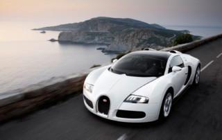 luxury cars and money
