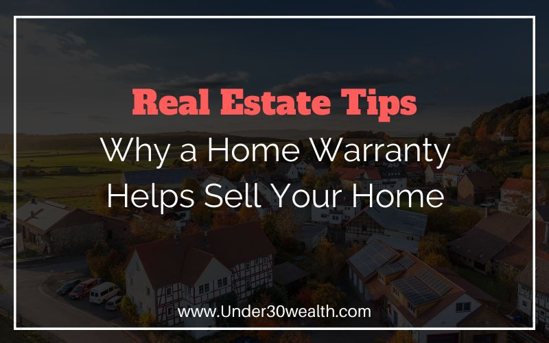 home warranty tips to sell your home