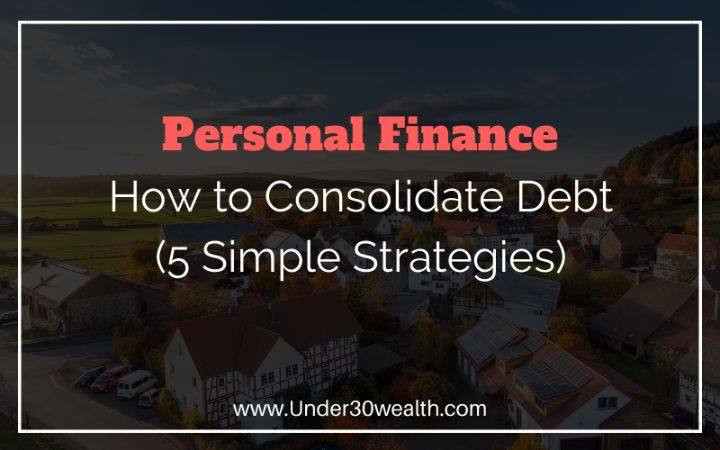how to consolidate debt