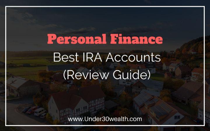 best ira accounts