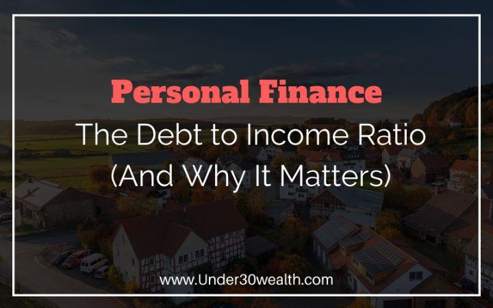 debt to income ratio purpose
