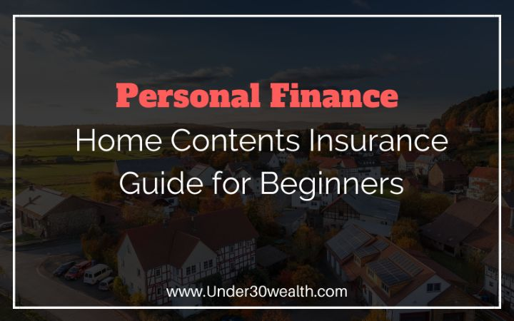 home contents insurance for beginners