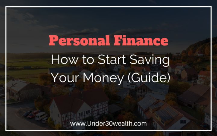 how to start saving money beginners guides