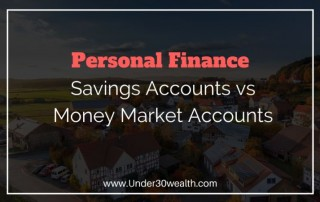 savings accounts vs money market accounts