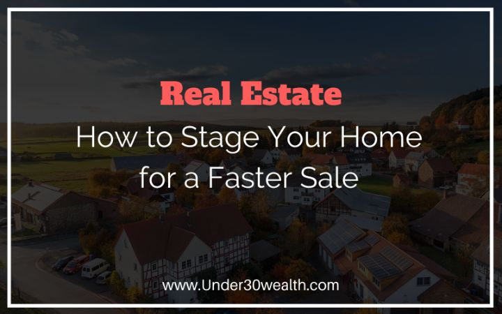 stage your home for buyers