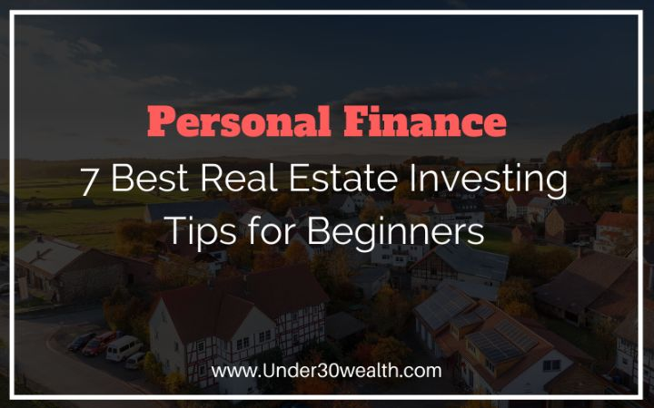 best real estate investing tips for beginners