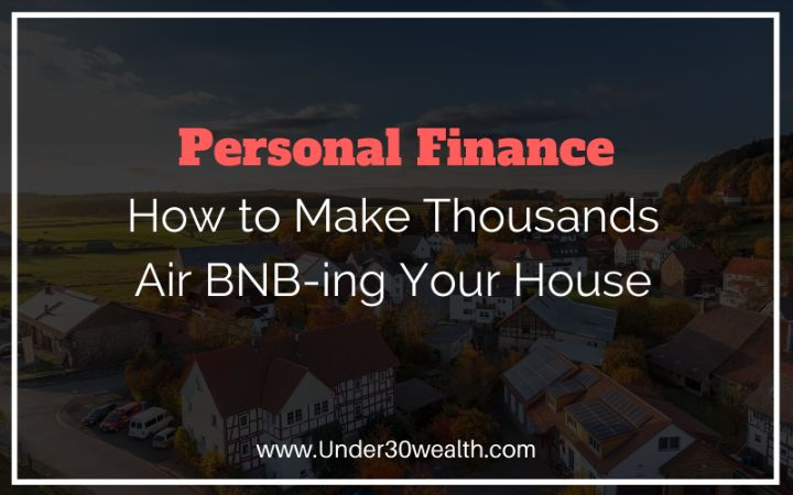 rent your house on air bnb how to guide