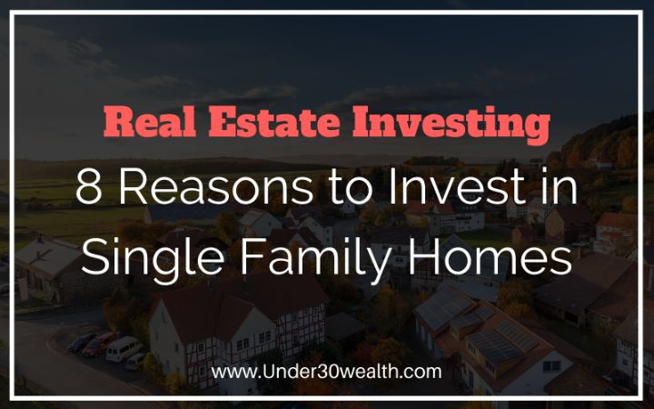 single family investing