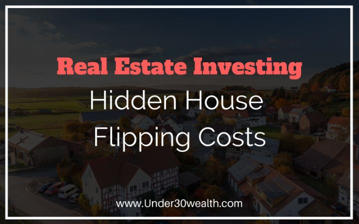 hidden house flipping costs