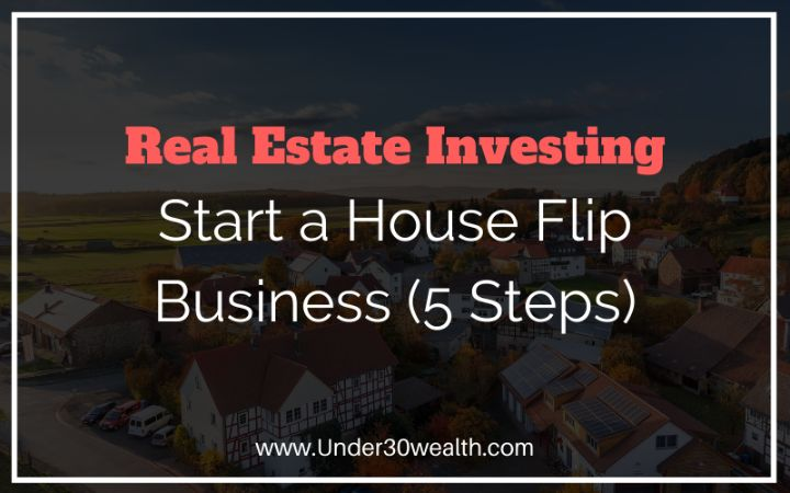 house flipping business