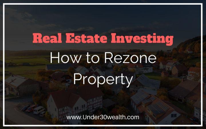rezoning property